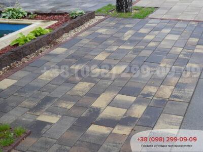 Тротуарная плитка Паттерн Росанофото 4