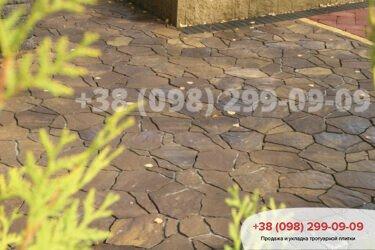 Тротуарная плитка колор-миксфото 263