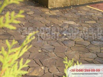 Тротуарная плитка Песчаник Генуяфото 7
