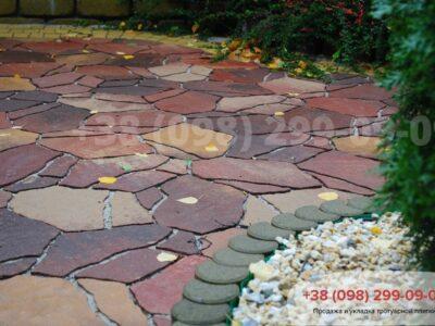Тротуарная плитка Песчаник Моденафото 4