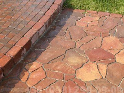 Тротуарная плитка Песчаник Моденафото 5