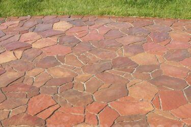 Тротуарная плитка колор-миксфото 256