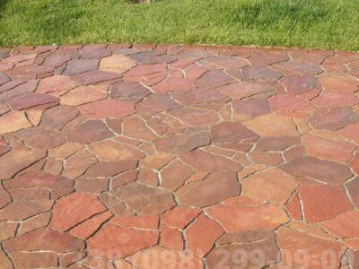 Тротуарная плитка Песчаник Моденафото 6