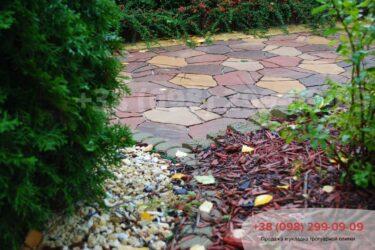 Тротуарная плитка колор-миксфото 248