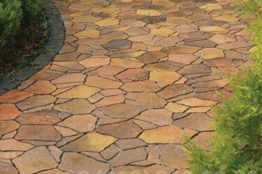 Тротуарная плитка колор-миксфото 245