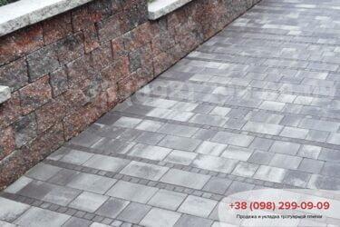 Тротуарная плитка колор-миксфото 288