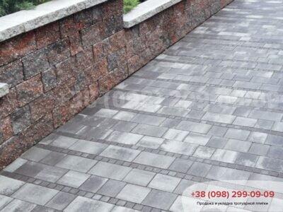 Тротуарная плитка Плац Грейсфото 2