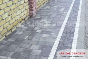 Тротуарная плитка колор-миксфото 287