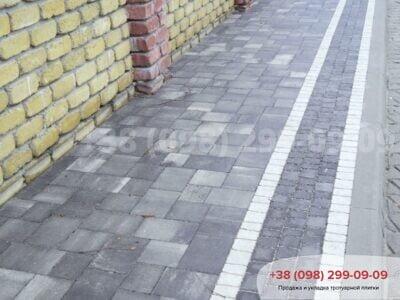 Тротуарная плитка Плац Грейсфото 3