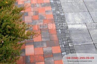 Тротуарная плитка колор-миксфото 270