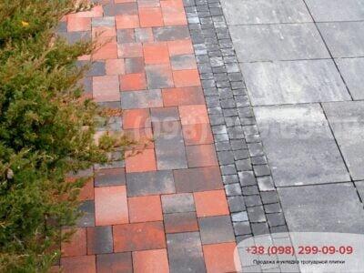 Тротуарная плитка Плац Равеннафото 3