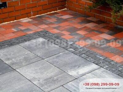 Тротуарная плитка Плац Равеннафото 4