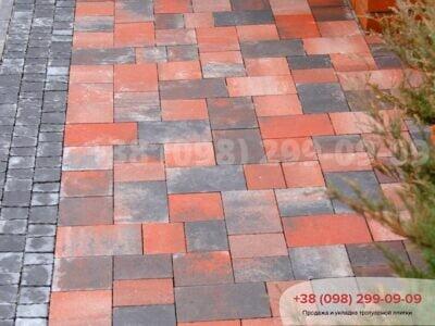Тротуарная плитка Плац Равеннафото 5