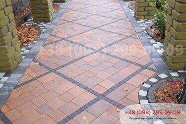 Тротуарная плитка колор-миксфото 275