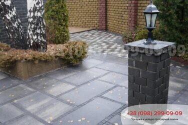Тротуарная плитка колор-миксфото 303