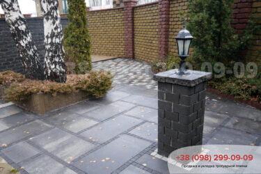 Тротуарная плитка колор-миксфото 302
