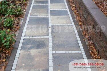 Тротуарная плитка колор-миксфото 299