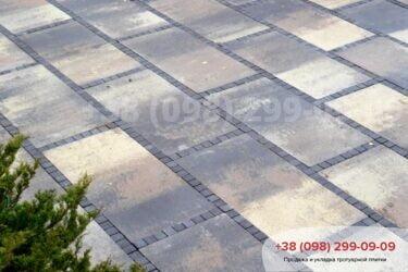 Тротуарная плитка колор-миксфото 298