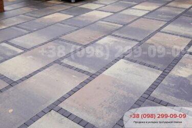 Тротуарная плитка колор-миксфото 294