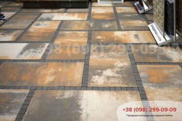 Тротуарная плитка колор-миксфото 290