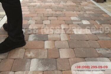 Тротуарная плитка колор-миксфото 323