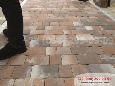 Тротуарная плитка Старая площадь Анконафото 2