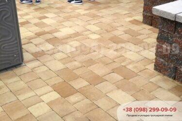 Тротуарная плитка колор-миксфото 305