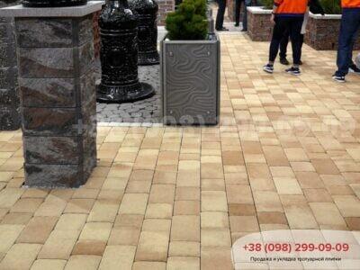 Тротуарная плитка Старая площадь Кремафото 4