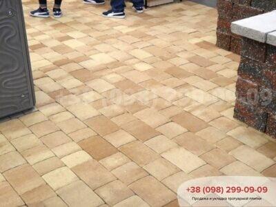Тротуарная плитка Старая площадь Кремафото 6