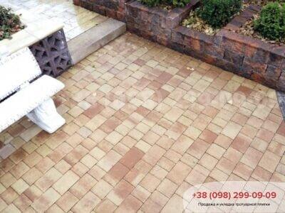 Тротуарная плитка Старая площадь Кремафото 5