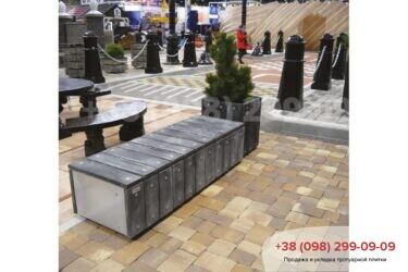 Тротуарная плитка колор-миксфото 317