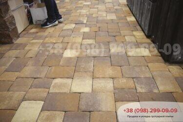 Тротуарная плитка колор-миксфото 316