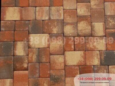 Тротуарная плитка Старая площадь Реджиофото 4