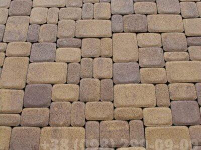 Тротуарная плитка Старый Город Генуяфото 4