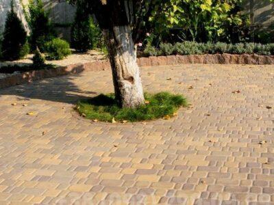 Тротуарная плитка Старый Город Генуяфото 5
