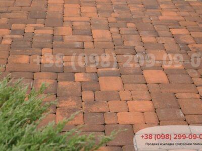 Тротуарная плитка Старый Город Сиенафото 2