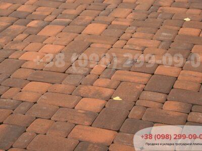 Тротуарная плитка Старый Город Сиенафото 7