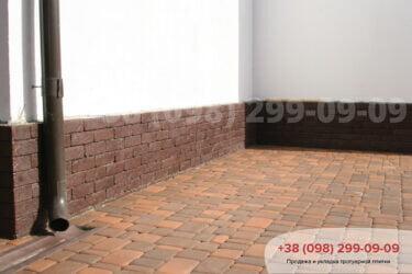 Тротуарная плитка колор-миксфото 349