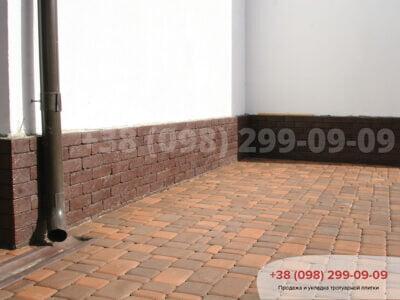 Тротуарная плитка Старый Город Сиенафото 1
