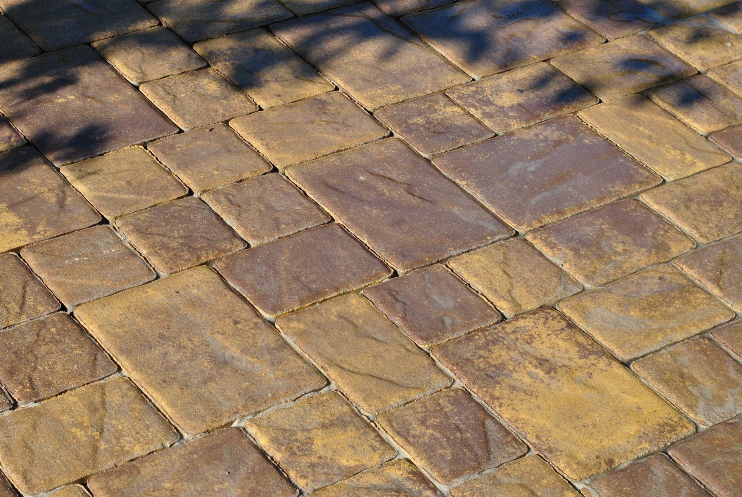 Тротуарная плитка колор-миксфото 64