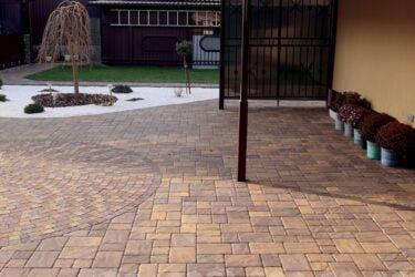Тротуарная плитка колор-миксфото 68