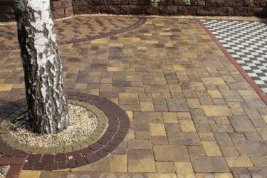 Тротуарная плитка колор-миксфото 67
