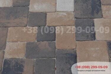Тротуарная плитка колор-миксфото 102