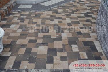 Тротуарная плитка колор-миксфото 96