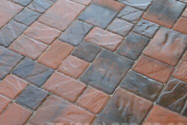 Тротуарная плитка колор-миксфото 77