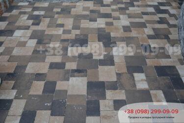 Тротуарная плитка колор-миксфото 106