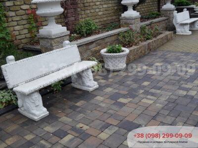 Тротуарная плитка Венеция Росанофото 10