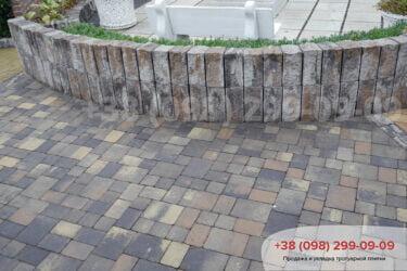 Тротуарная плитка колор-миксфото 84