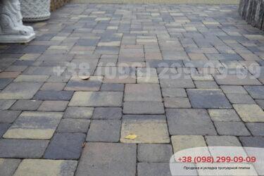 Тротуарная плитка колор-миксфото 89