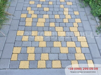 Тротуарная плитка Креатив Сераяфото 11